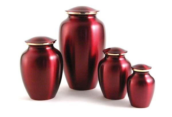 Crimson Urn